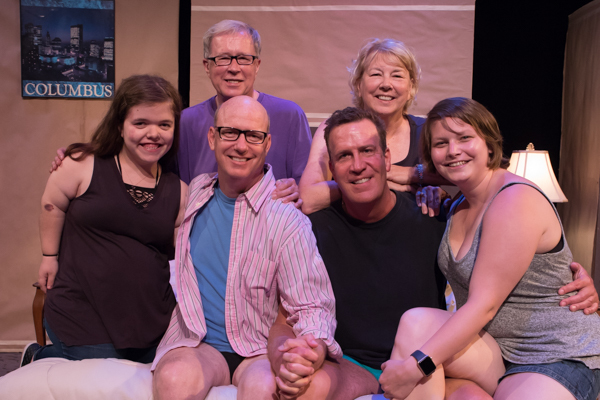 Photo Coverage: First look at Evolution Theatre Company's ELECTRICITY