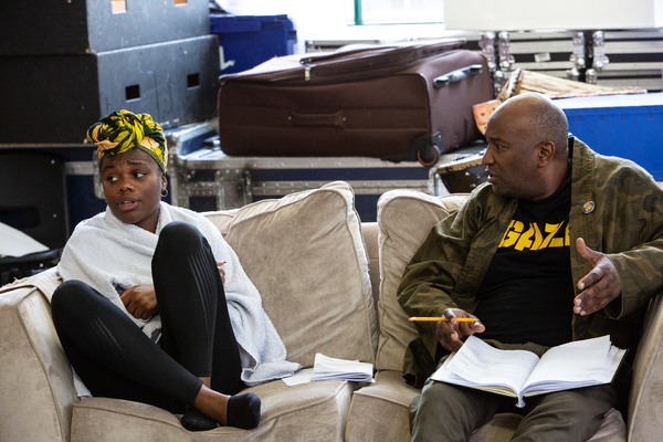 Tania Nwachukwu, Patrice Naiambana