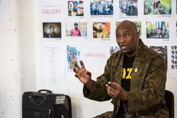 Patrice Naiambana Photo