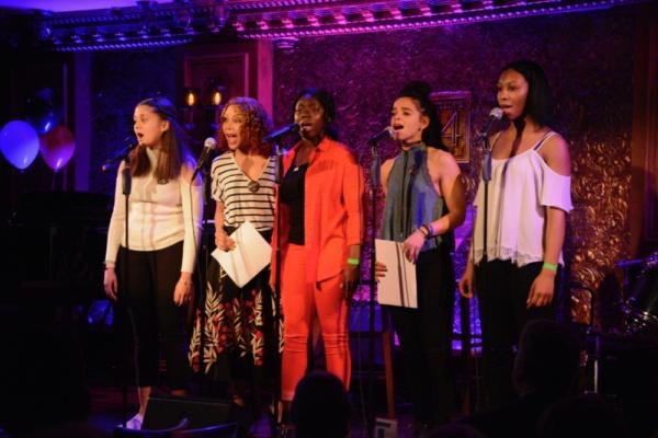 Photo Flash: Epic Theatre Ensemble Presents its 'Epic Duets' Benefit Night