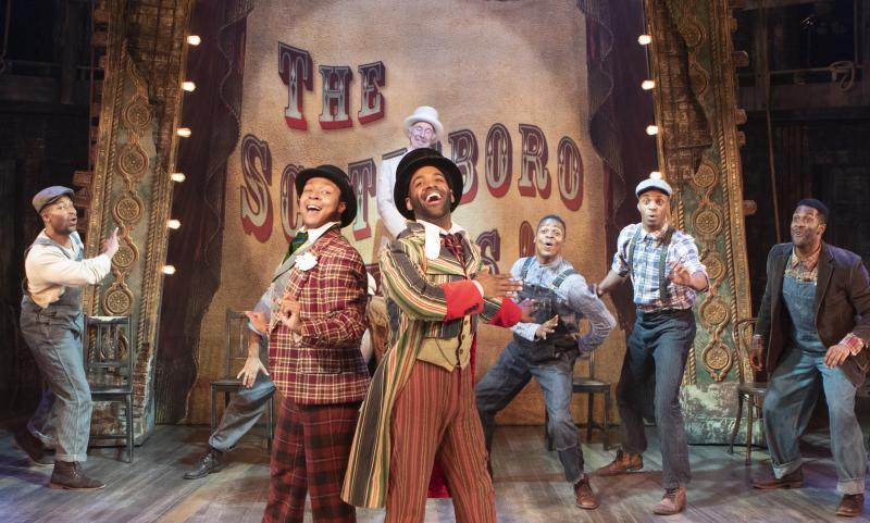 BWW Interview: Commencing in Shirlington, Signature Theatre's THE SCOTTSBORO BOYS Shows an All Too Real Account of A Shameful Time in Our History Part 2