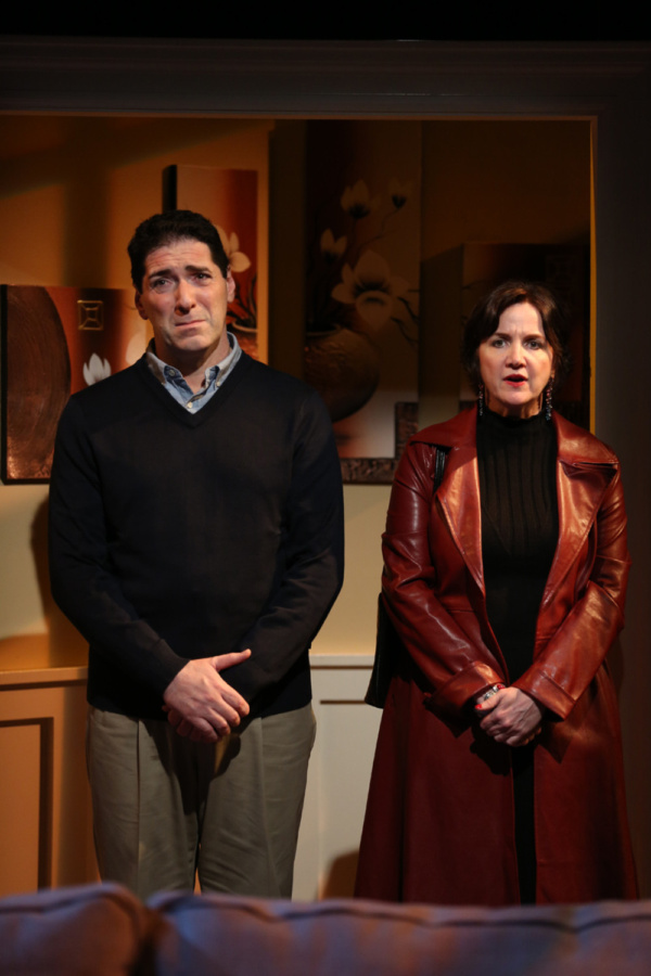 Photo Flash: First Off-Broadway Revival Of A.R. Gurney's THE FOURTH WALL