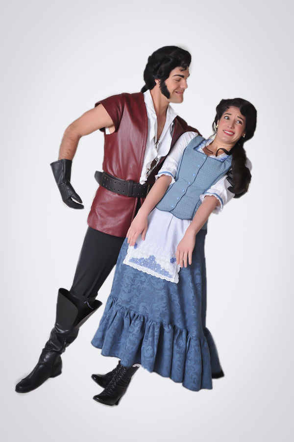 Photo Flash: Sierra Repertory Theatre Presents BEAUTY AND THE BEAST