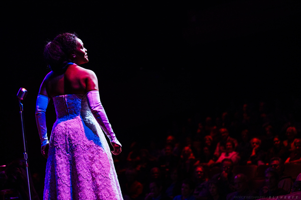 Photo Flash: New Photos of Deidrie Henry in LADY DAY AT EMERSON'S BAR AND GRILL