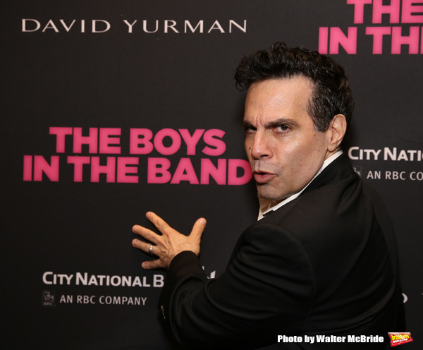 Photo Coverage: On the Red Carpet for the 50th Anniversary Celebration of THE BOYS IN THE BAND!