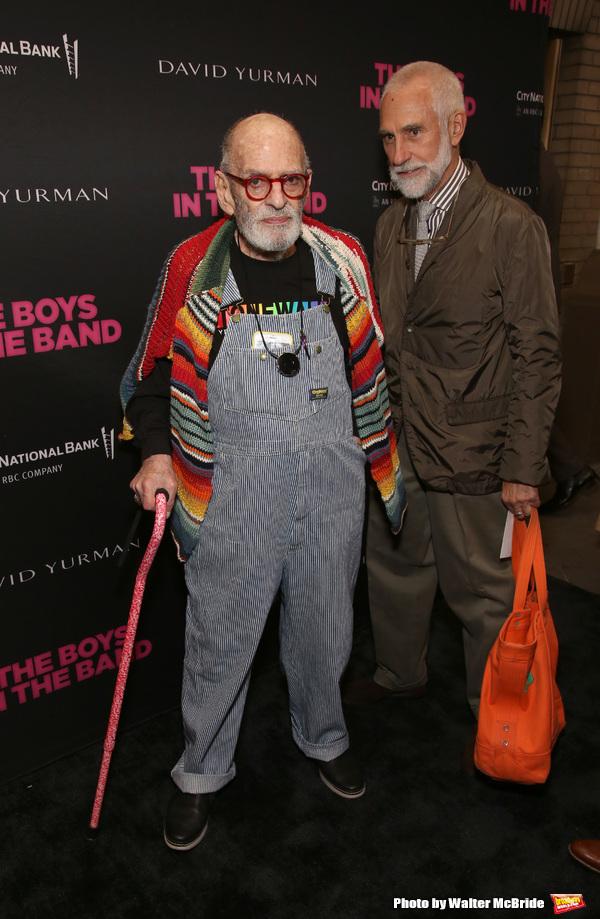 Larry Kramer and William David Webster