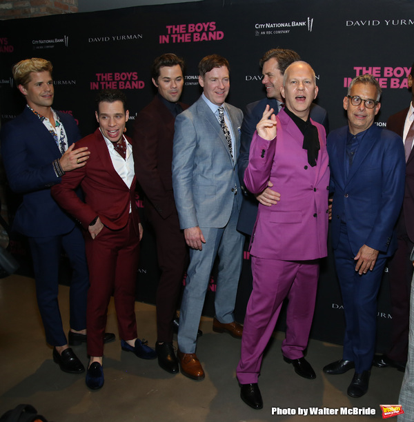 Photo Coverage: Gang's All Here! The Company of THE BOYS IN THE BAND Celebrates 50th Anniversary