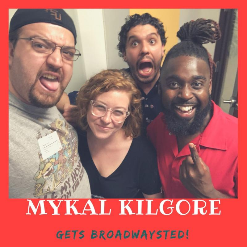 The 'Broadwaysted' Podcast Welcomes SONGS FOR A NEW WORLD's Mykal Kilgore