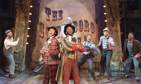 Review Roundup: THE SCOTTSBORO BOYS at Signature