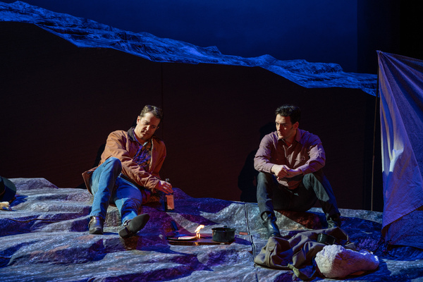 Photo Flash: New York City Opera Presents BROKEBACK MOUNTAIN