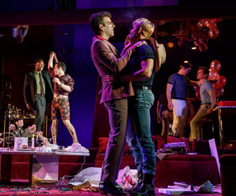 BWW Review: Fifty Years of Changes Makes Mart Crowley's THE BOYS IN THE BAND All The More Intriguing