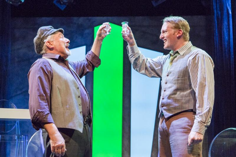 BWW Review: An Ode to the Theater's Tale in Martin Tackel's STAGE LIFE