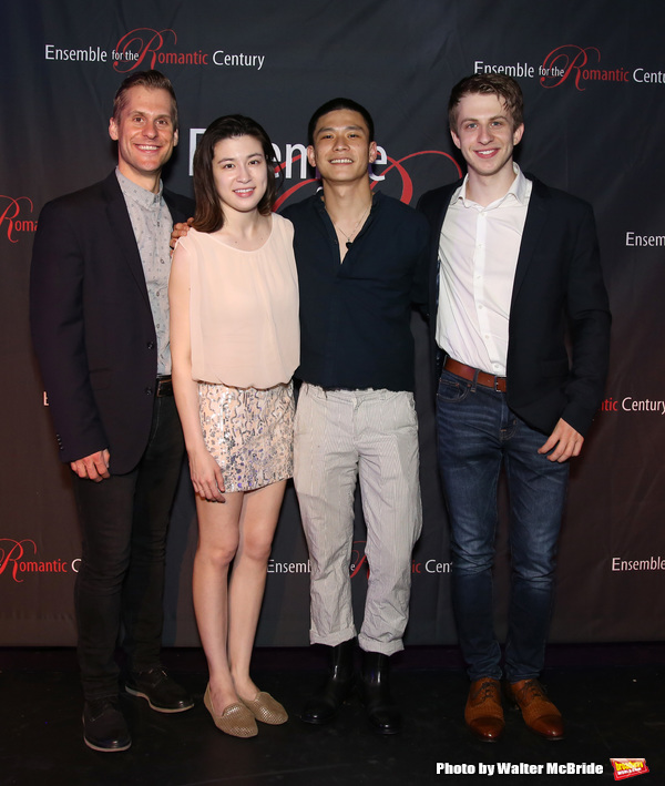Photo Coverage: Inside Opening Night of TCHAIKOVSKY: NONE BUT THE LONELY HEART Off-Broadway