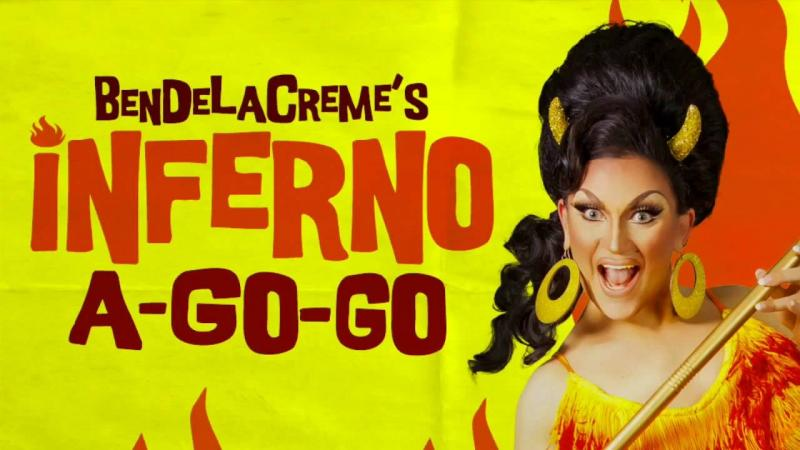 BWW Review: BenDeLaCreme Raises Hell in INFERNO A GO-GO at the Laurie Beechman Theatre