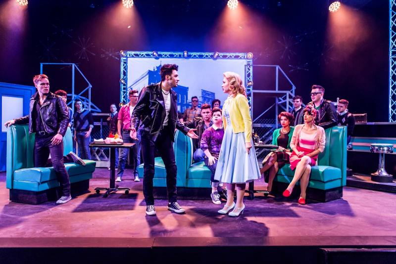 BWW Review: Young, DeGarmo and Doolittle Star in Studio Tenn's Stylish Revival of GREASE