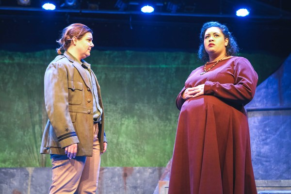 Photo Flash: Tacoma Little Theater Heads to the Highlands with MACBETH