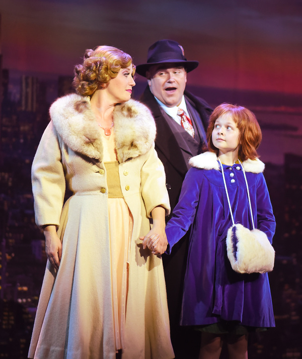 Photo Flash: ANNIE is Now On Stage at Beef & Boards Dinner Theatre