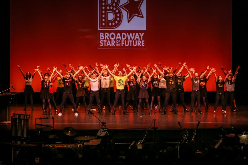 BWW Previews: HOSTED BY BROADWAY'S SPIDERMAN, THE BROADWAY STAR OF THE FUTURE AWARDS SHOWCASE IS  at Straz Center For The Performing Arts