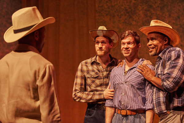 Photo Flash: 110 IN THE SHADE Comes to Theatrical Outfit