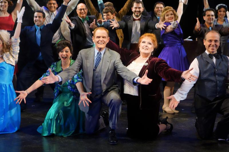 "BWW Review: Theater Three's production of Kander and Ebb's CURTAINS certainly is ""A Tough Act to Follow"""