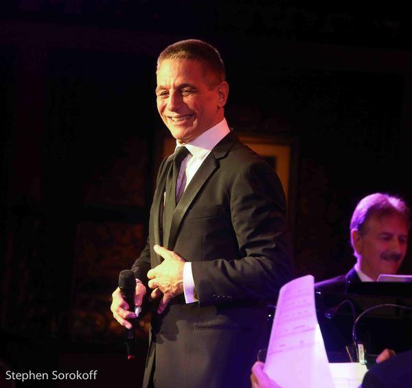 Tony Danza & John Oddo, music director Photo