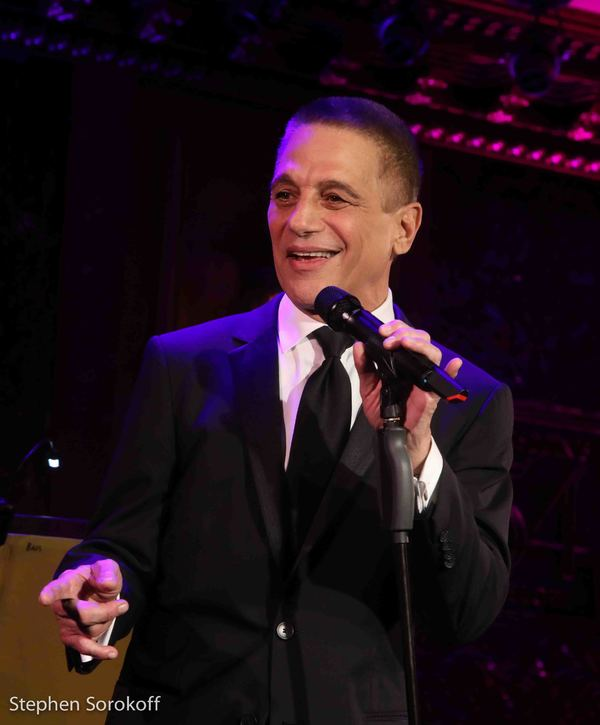 Photo Coverage: Tony Danza Brings His Standards & Stories To Feinstein's/54 Below