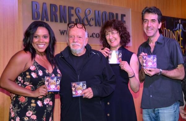 Bryonha Marie Parham, Hal Prince, Karen Ziemba and Jason Robert Brown