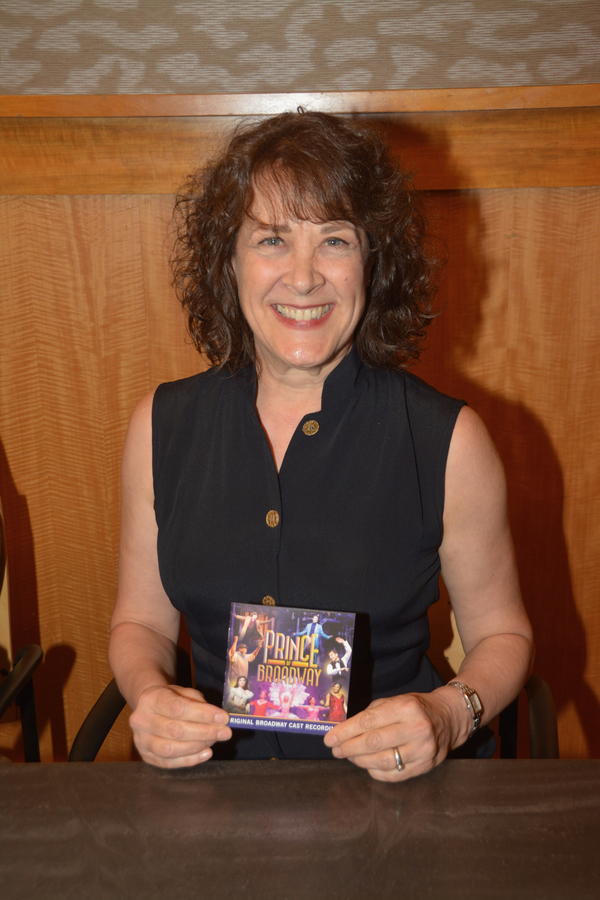 Photos: Inside PRINCE OF BROADWAY's Album Release Event at Barnes and Noble