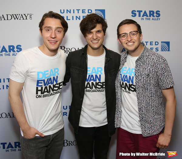 Photos: Backstage at the Star-Studded STARS IN THE ALLEY Concert