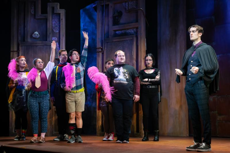 BWW Review: You'll Go Potty for Puffs! at Alex Theatre