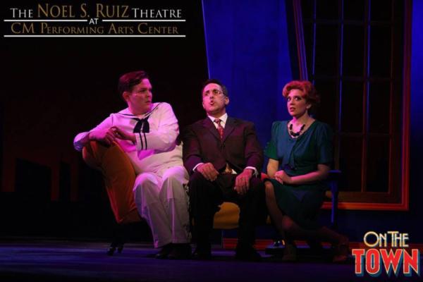 Kevin Burns (Ozzy), Rob Schindlar (Judge Pitkin), Emily Edwards (Claire)
