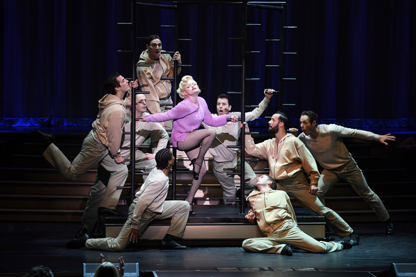 Photo Flash: Get a First Look at MARILYN! THE NEW MUSICAL in Las Vegas