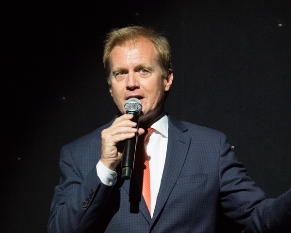Executive Producer Tom McCoy