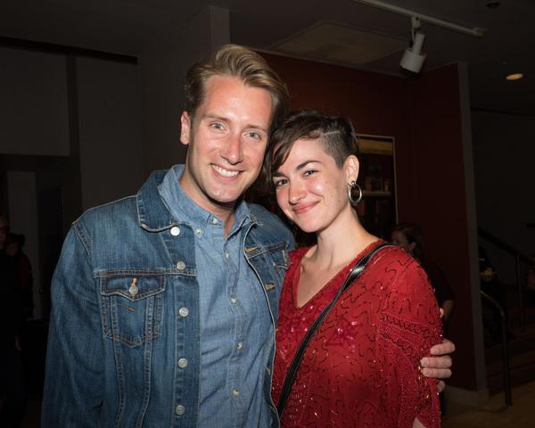 Leigh Wakeford and Hannah Cruz Photo