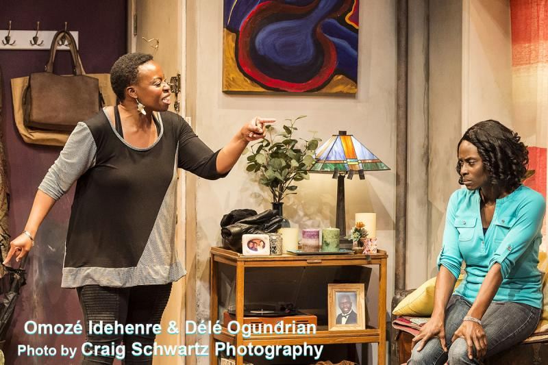 BWW Review: HER PORTMANTEAU - Inexplicably Serious Baggage to Carry