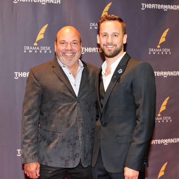 Casey Nicholaw and Josh Marquette