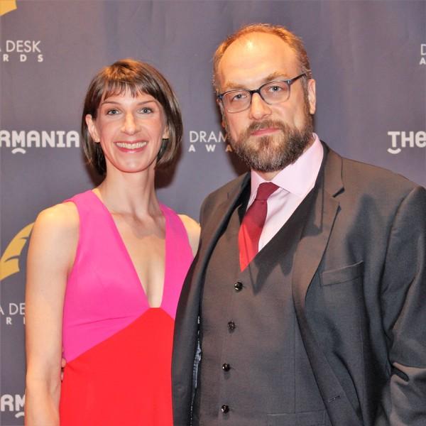 Erin Ortman and Alexander Gemignani