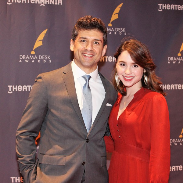 Tony Yazbeck and Katie Huff Photo