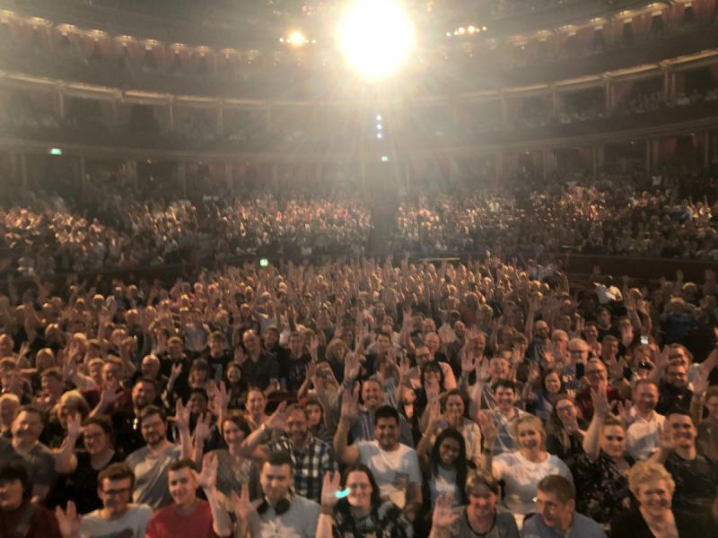 BWW Review: STAR TREK IN CONCERT, Royal Albert Hall