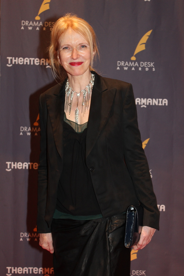 Photo Coverage: On the Red Carpet at the Drama Desk Awards!