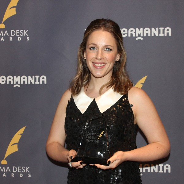 Photo Coverage: Meet the Winners of the 2018 Drama Desk Awards: Jessie Mueller, Ethan Slater, Andrew Garfield & More!