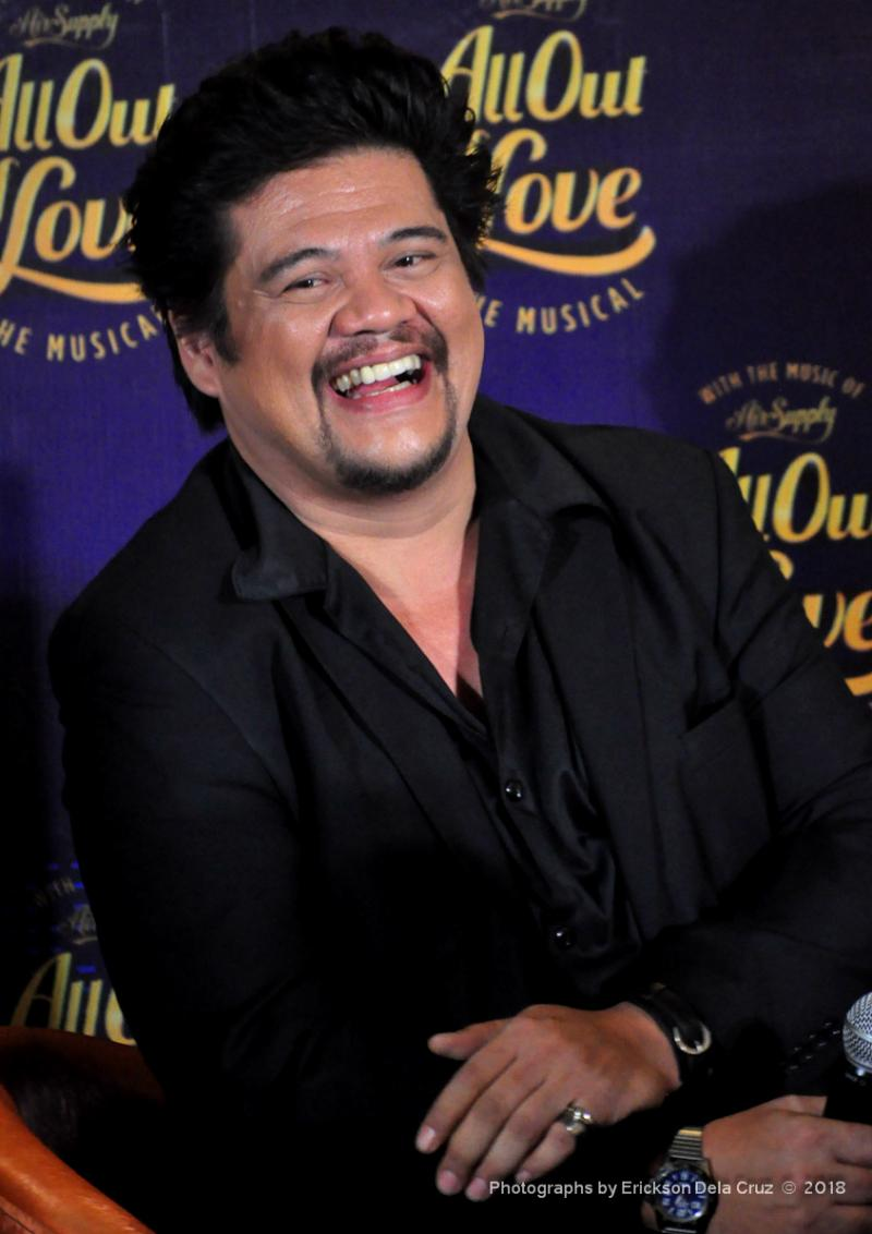 Photo Coverage: ALL OUT OF LOVE Cast, Creatives Meet The Press