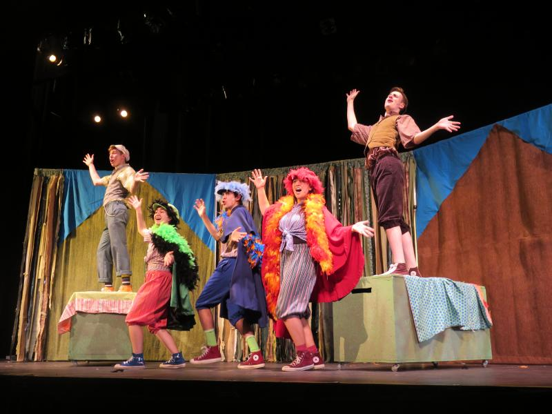 Mill Mountain Theatre's FREE Touring Production of A YEAR WITH FROG & TOAD TYA