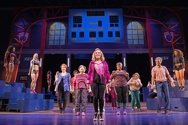 Photo Flash: Game On! First Look at Paper Mill's HALF TIME