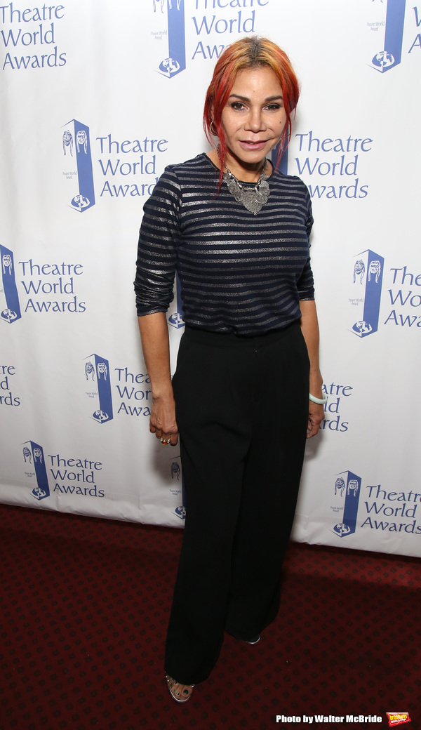 Photo Coverage: Stars of the Season Hit the 74th Annual Theatre World Awards Red Carpet