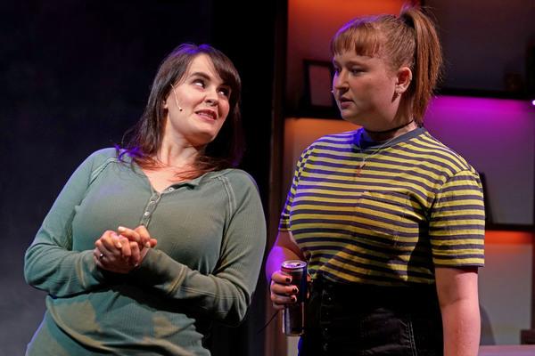 Michelle Lane and Julia Lester