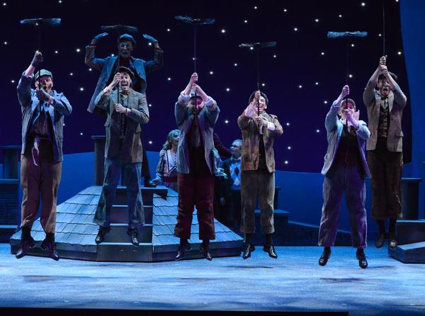 Photo Flash: MARY POPPINS Flies Into Arizona Broadway Theatre