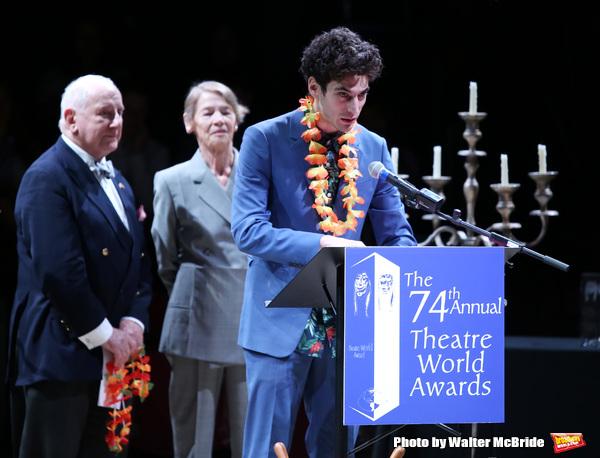 lionel Larner, Glenda Jackson and Ben Edelman