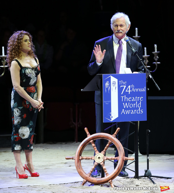 Photo Coverage: The Stars Don Their Island Best at the 74th Annual Theatre World Awards Ceremony
