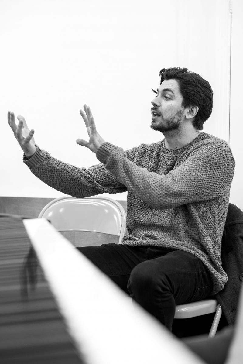 BWW Interview: Nadim Naaman Talks BROKEN WINGS at Theatre Royal Haymarket